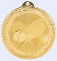 2 in. Brite Tennis medal